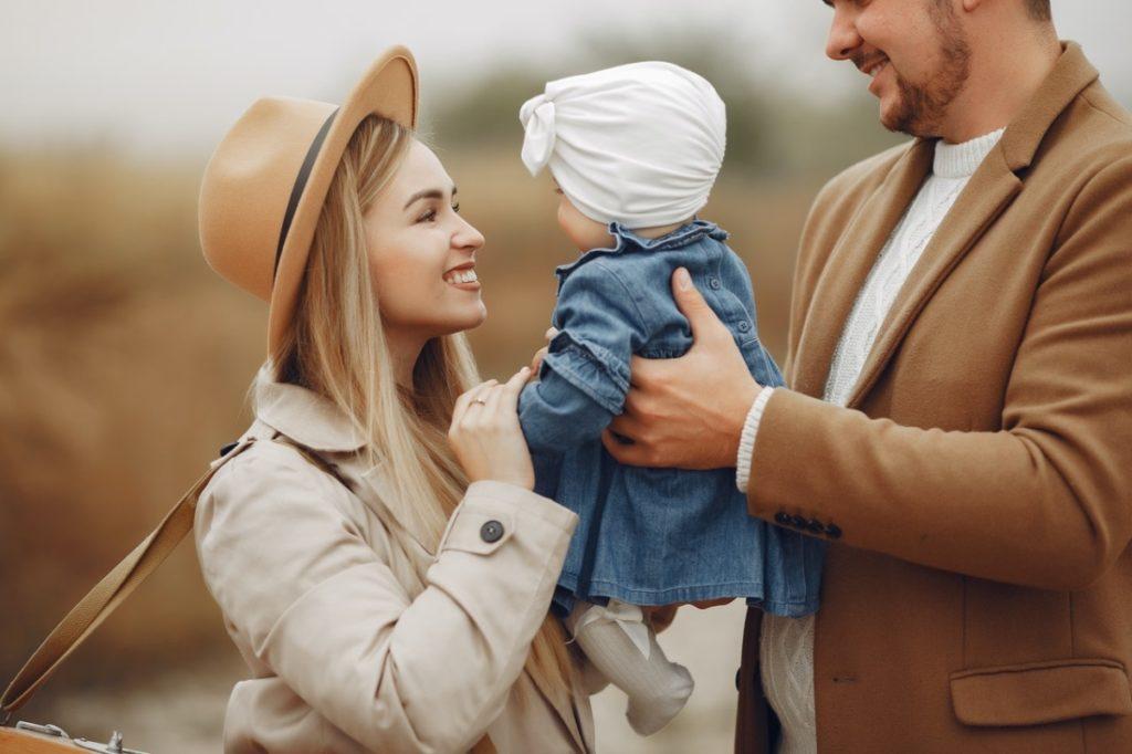 Một người chồng tốt không chỉ khiến vợ hạnh phúc mà còn khiến vợ tự tin và trẻ trung xinh đẹp.
