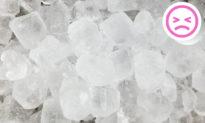 4 trường hợp không được uống nước đá