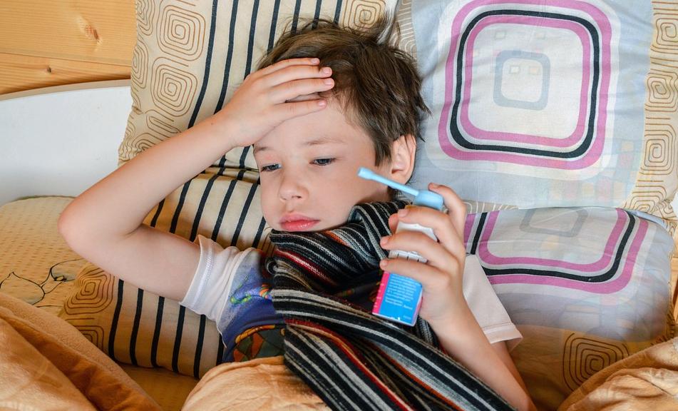 Liệu pháp tự nhiên điều trị hen suyễn cho trẻ em