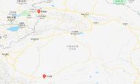 Tân Cương xảy ra 2 trận động đất, trận mạnh nhất có cường độ 5,0 độ Richter