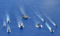 Mỹ-Nhật-Úc tập trận chung trên Biển Đông, tăng cường tác chiến uy hiếp ĐCSTQ