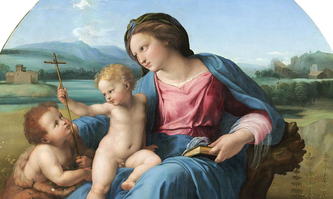 """Làm thế nào """"Hoàng tử hội họa"""" Raphael có thể toàn tâm vẽ về lòng nhân đạo"""