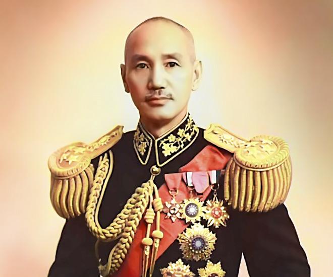 Tưởng Giới Thạch - người lãnh đạo quân đội Quốc Dân đảng kháng chiến chống Nhật.