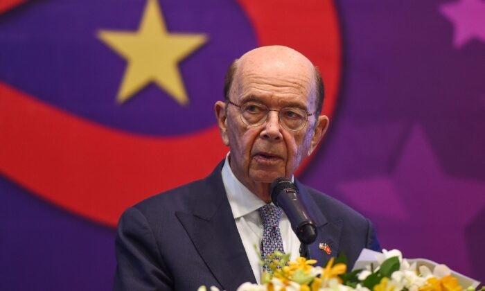 Bộ trưởng Thương mại Mỹ khuyến cáo các công ty cân nhắc về việc đặt trụ sở chính tại Hong Kong