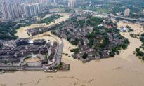 Trung Quốc cảnh báo điều tệ nhất vẫn chưa đến khi lũ lụt đạt kỷ lục mới