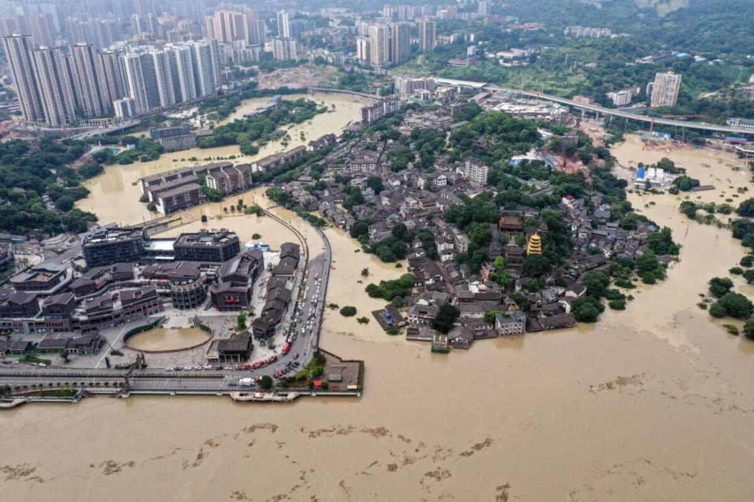 Trung Quốc Cảnh Bao điều Tệ Nhất Vẫn Chưa đến Khi Lũ Lụt đạt Kỷ Lục Mới Ntd Việt Nam Tan đường Nhan