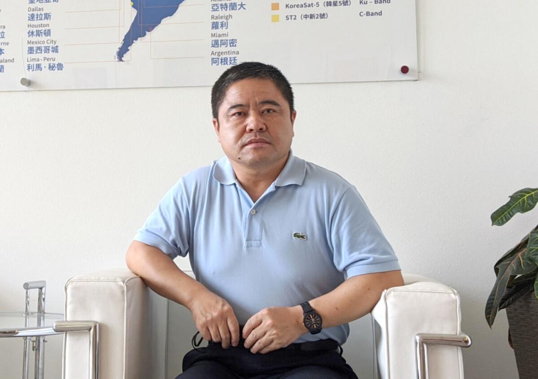 Ông Li Chuanliang, cựu thị trưởng thành phố Kê Tây (Jixi) ở tỉnh Hắc Long Giang đông bắc Trung Quốc. (Xu Xiuhui / The Epoch Times)