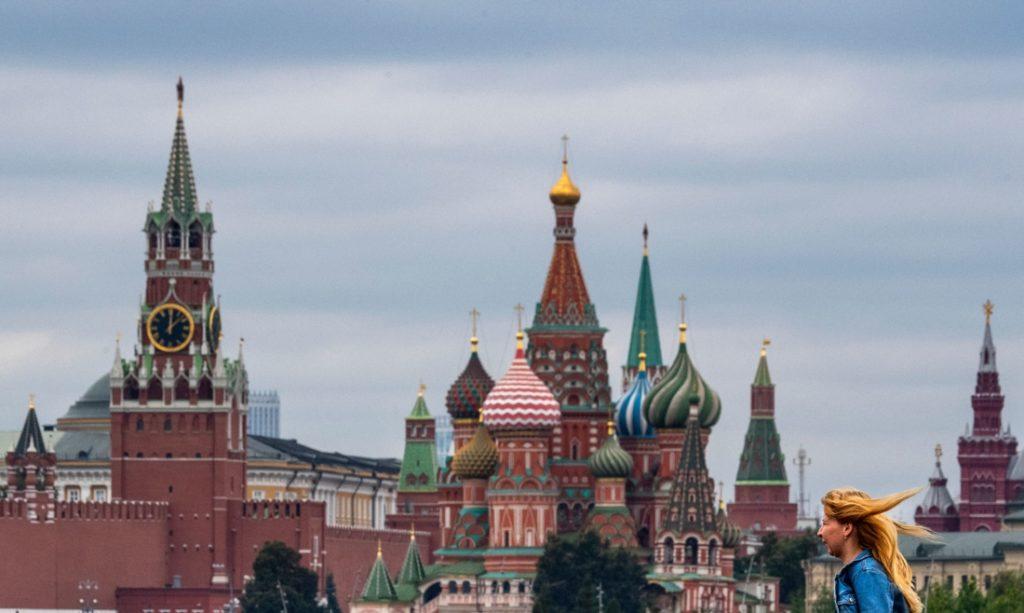 'Putin, Uống trà đi': Nga tổ chức biểu tình chống Điện Kremlin lần thứ 8