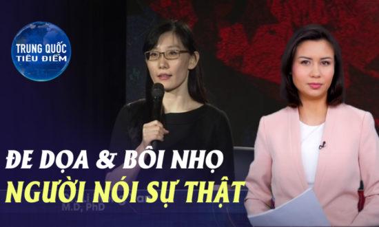 Tiến sĩ đào thoát: Sự thật có thể phải đổi lấy bằng tính mạng và thanh danh | Trung Quốc Tiêu Điểm