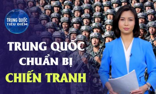 Công ty tuyển quân nhân dấy lên đồn đoán Trung Quốc chuẩn bị chiến tranh | Trung Quốc Tiêu Điểm