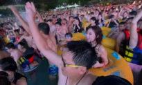 Lễ hội âm nhạc quy mô 3.000 người ở Vũ Hán khiến truyền thông nước ngoài xôn xao