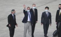 Trung Quốc điều máy bay chiến đấu tới Đài Loan khi Bộ trưởng Y tế Hoa Kỳ đến thăm quốc đảo