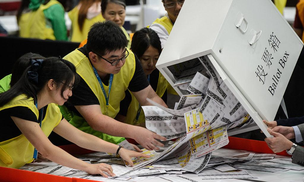 Năm nước trong liên minh 'Ngũ Nhãn' chỉ trích chính quyền Hong Kong do loại ứng viên dân chủ và hoãn bầu cử