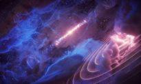 Các nhà khoa học phát hiện dòng tia gamma kì lạ phát ra theo 'nhịp' trong vũ trụ