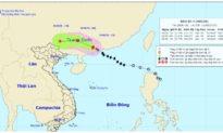 Bão số 4 đi sâu vào đất liền Trung Quốc, nguy cơ lũ quét ở miền Bắc Việt Nam