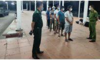 Phát hiện 6 ngư dân đi bộ dọc đường biển từ Đà Nẵng về Huế để trốn cách ly