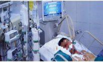 Bệnh nhân ở Hải Dương cùng 2 ca COVID-19 khác đang rất nặng, tổn thương phổi đến 70%