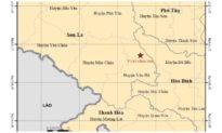 3 trận động đất xảy ra trong vòng chưa đầy 1 giờ tại Sơn La