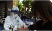Thêm 10 trường hợp ở Hà Nội nghi nhiễm virus Vũ Hán sau khi test nhanh