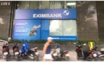 Chi nhánh của Eximbank tạm đóng cửa 14 ngày vì khách mắc virus Vũ Hán đến giao dịch