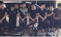 Bắt giữ ô tô chở 7 người Trung Quốc từ TP. HCM về khu vực biên giới Tây Ninh