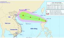 Áp thấp nhiệt đới hướng vào Biển Đông khả năng thành bão, Bắc Bộ mưa lớn