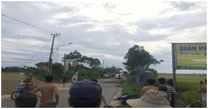 Nổ đầu đạn pháo làm PGĐ Phòng giao dịch ngân hàng ở Quảng Nam tử vong
