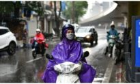Bão số 3 đổ bộ vào Trung Quốc suy yếu thành ATNĐ, Bắc Bộ mưa lớn diện rộng kéo dài