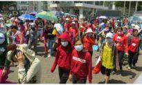 Công ty PouYuen trả xong trợ cấp thôi việc cho gần 2.800 công nhân chấm dứt hợp đồng