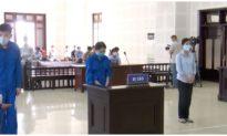 Một người Trung Quốc bị tuyên phạt 8 năm tù vì nhập cảnh trái phép vào Đà Nẵng
