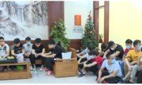 Phát hiện 20 người Trung Quốc nhập cảnh trái phép lưu trú tại 1 khách sạn ở Bắc Ninh