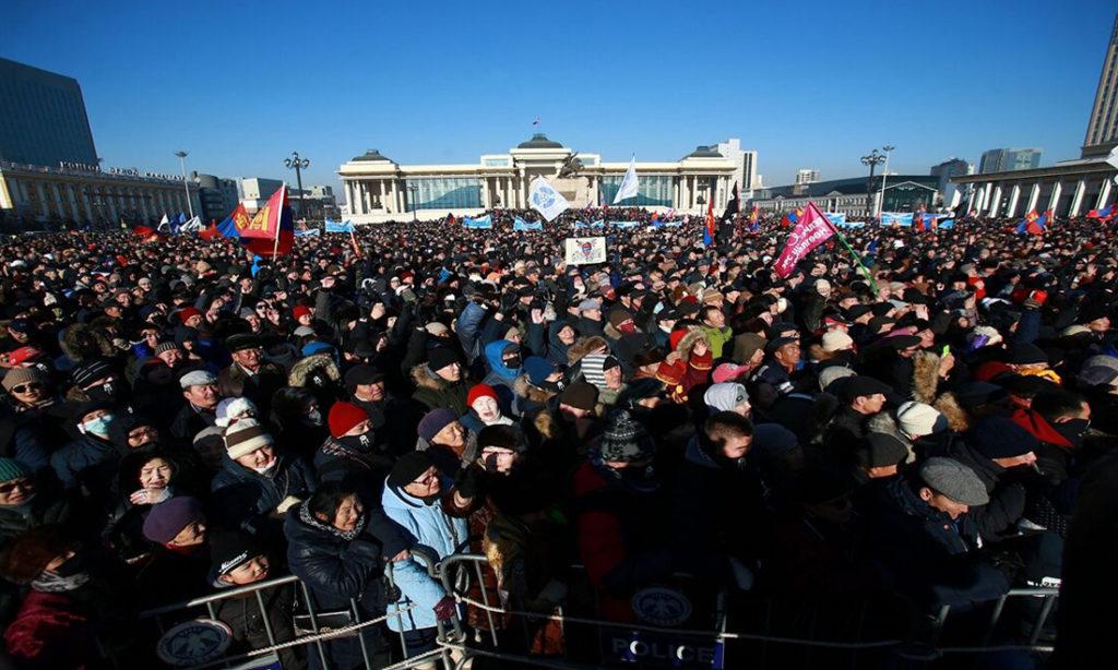 Trung Quốc: Căng thẳng leo thang, toàn dân Nội Mông biểu tình phản đối diệt chủng văn hóa