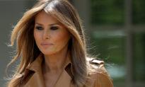 Đệ nhất phu nhân Melania Trump bị truyền thông cánh tả tấn công dữ dội vì 'tân trang' Vườn Hồng