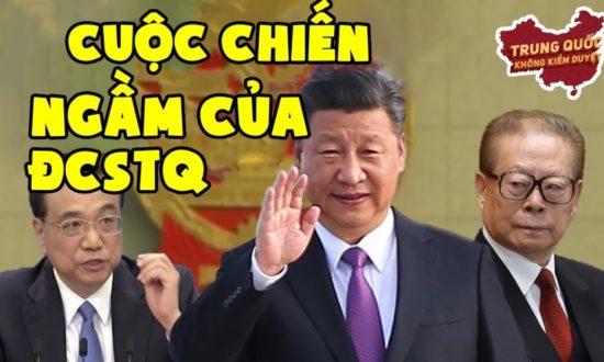 Cuộc Chiến Quyền Lực Nhằm Hạ Bệ Tập Cận Bình   Trung Quốc Không Kiểm Duyệt