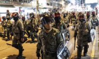 Vương quốc Anh tạm dừng đào tạo cho cảnh sát Hong Kong
