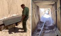 """Phát hiện """"đường hầm buôn lậu tinh vi nhất trong lịch sử Hoa Kỳ"""""""