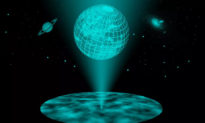 Một số nhà vật lý tin rằng vũ trụ chúng ta đang sống là một hình 3 chiều khổng lồ