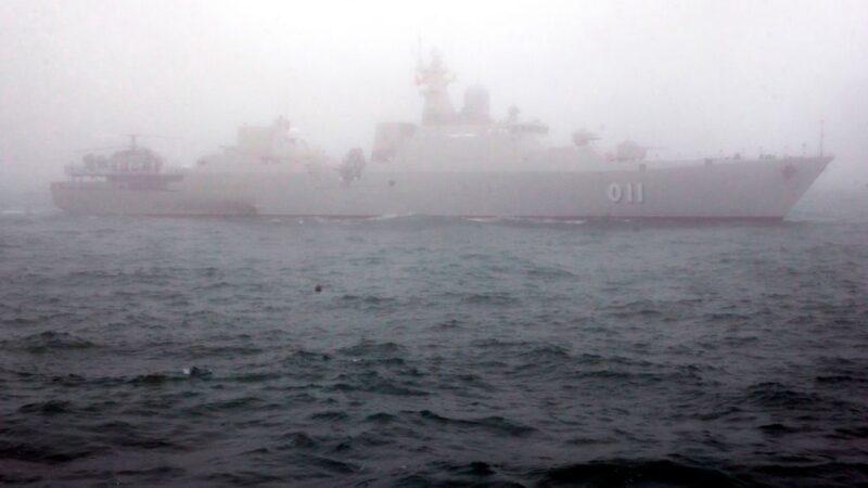 ĐCSTQ không còn tiền, chỉ trích binh sĩ 'lãng phí' bắn 5 quả đạn pháo khi diễn luyện trên Biển Đông?