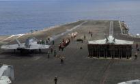 Căng thẳng Biển Đông: Quân đội Trung Quốc yêu cầu tàu Hải quân Mỹ rời đi 'ngay lập tức'