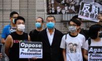 Quốc tế lên án vụ bắt giữ tỷ phú truyền thông ủng hộ dân chủ Hong Kong Jimmy Lai