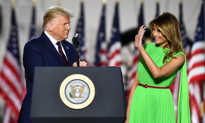 Ông Trump chính thức chấp nhận đề cử ứng viên tổng thống của Đảng Cộng hòa | NTD Việt Nam (Tân Đường Nhân)