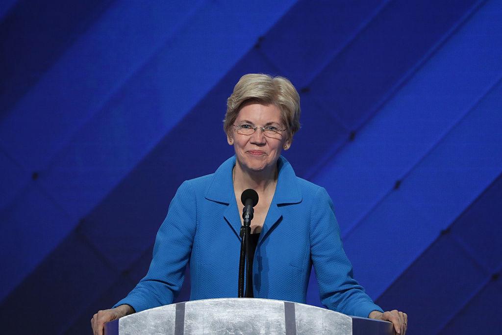 Park cho rằng Thượng nghị sĩ đảng Dân chủ Elizabeth Warren sẽ là người thay thế Joe Biden để tranh cử chức vụ tổng thống vào tháng 11 sắp tới.