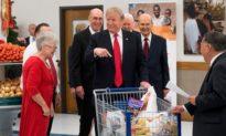 Tổng thống Trump quyết tâm bảo vệ chuỗi cung ứng lương thực của Mỹ
