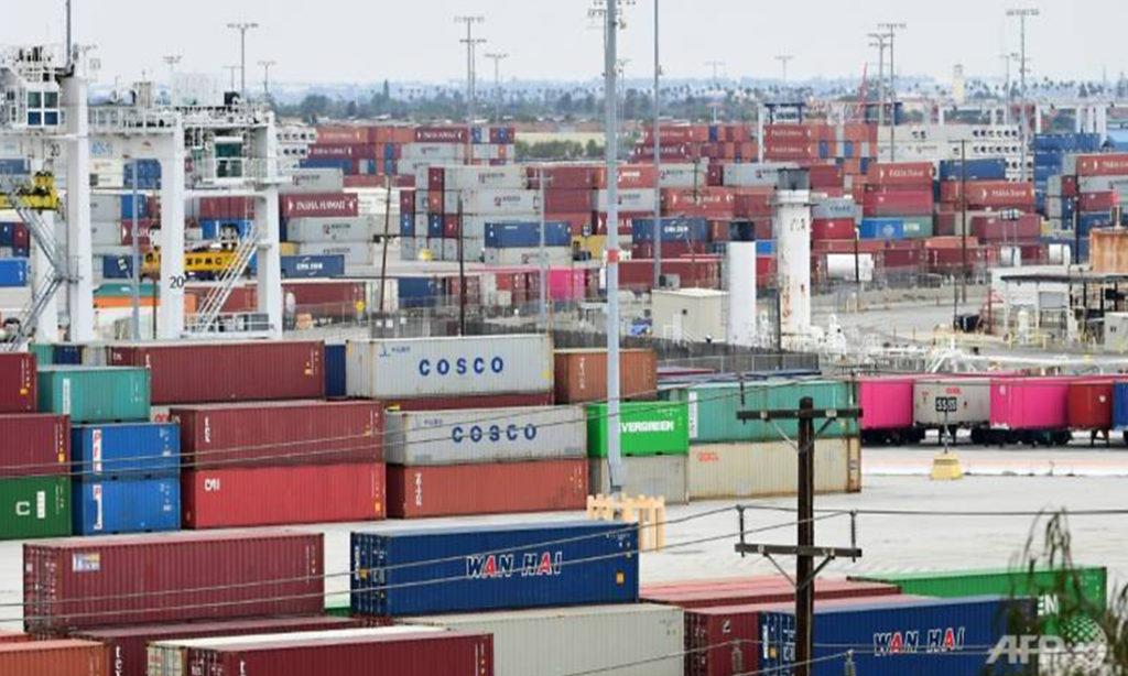 Hải quan Mỹ ra lệnh dán nhãn hàng hóa Hong Kong là 'Made in China'