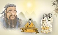 """Khổng Tử luận bàn về cách đối nhân xử thế: Dùng lòng """"nhân"""" mà đối xử với mọi người"""