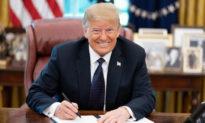 Thơ: Tổng thống Donald Trump - Mệnh Trời