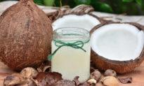 Top 10 lợi ích sức khỏe của dầu dừa
