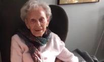 Cụ bà 102 tuổi sống sót qua trận Cúm lịch sử 1918, chiến thắng ung thư và viêm phổi Vũ Hán