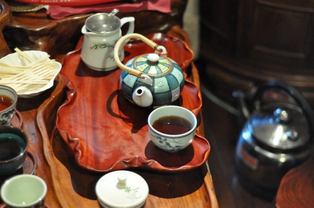 Trà Đạo chính là Đạo thưởng thức vẻ đẹp của trà.