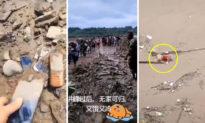 Video nói lên sự thật: Tình cảnh thê thảm của người dân Trung Quốc do lũ lụt gây ra mới chỉ bắt đầu